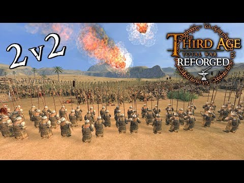 third age total war reforged install