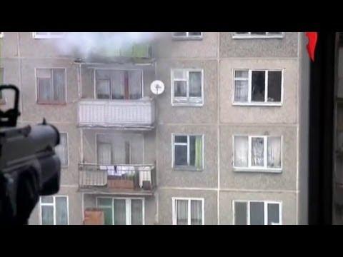 Спецназ против боевиков