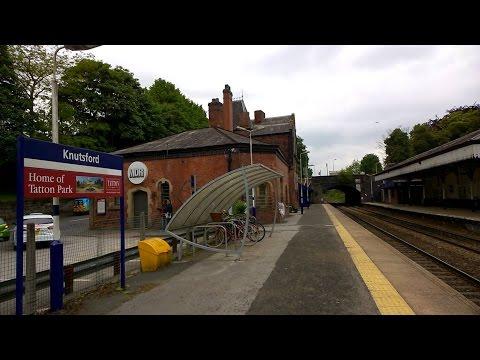 Knutsford Train Station