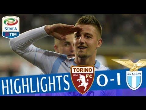 Torino - Lazio 0-1 - Highlights - Giornata 35 - Serie A TIM 2017/18