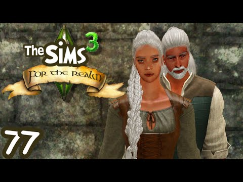 The Sims 3 | For The Realm | Part 77 | An Aging Generation