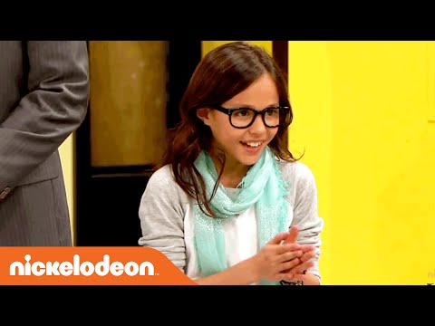 Haunted Hathaways - Haunted Revenge Clip - Nickelodeon