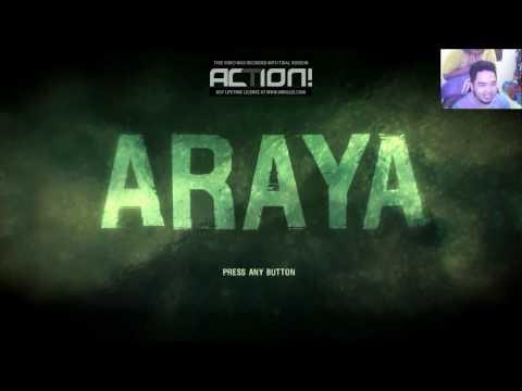 เล่นเกมส์ผีหลอก Araya ขำ ๆ เสียงไม่ดัง หนแรก 55555