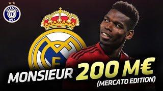Pogba, l'homme qui valait 200 millions - La Quotidienne Mercato #7