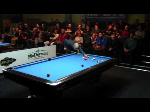 One Poket: Efren Reyes vs Benjamin Baier - German Tour Finale 2015/2016 powered by REELIVE
