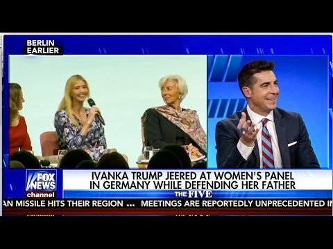 Fox News Host Suddenly Goes On Vacation After Making Inappropriate Joke About Ivanka Trump
