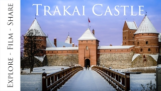 Trakai Castle Lithuania - Amazing Place and Must see