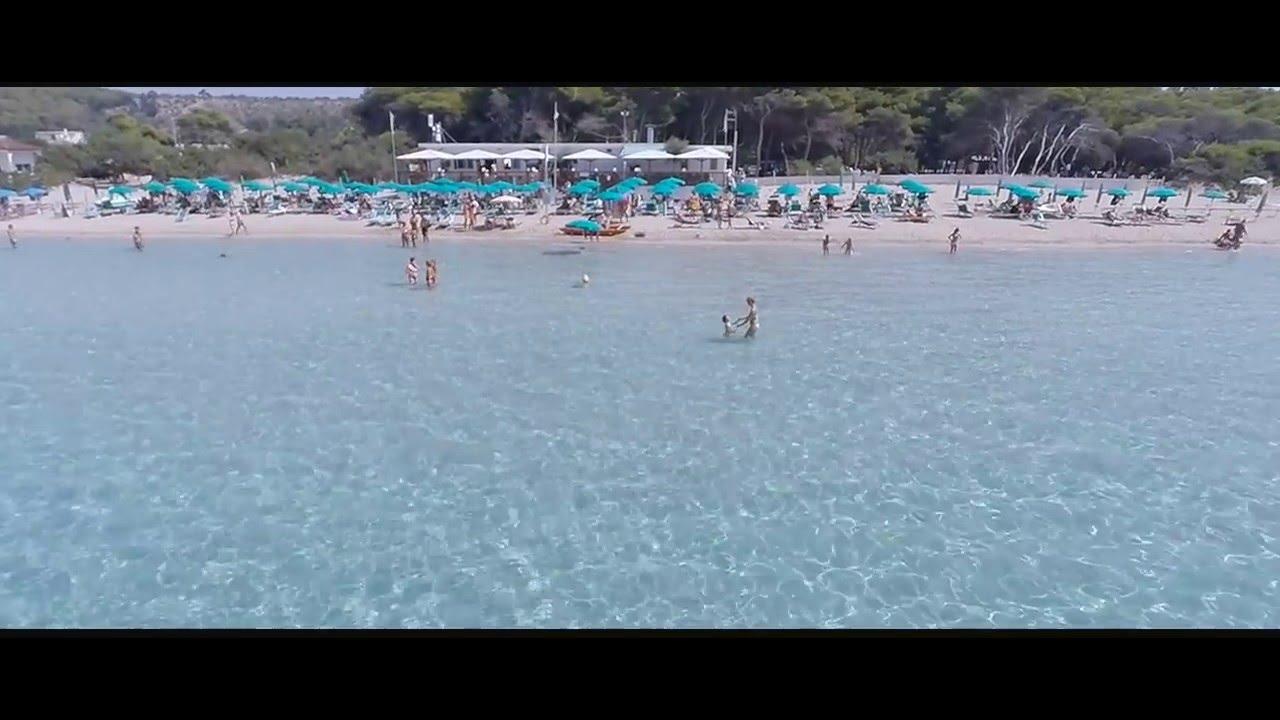 Matrimonio Spiaggia Gallipoli : Matrimonio in spiaggia presso lido le canne gallipoli youtube