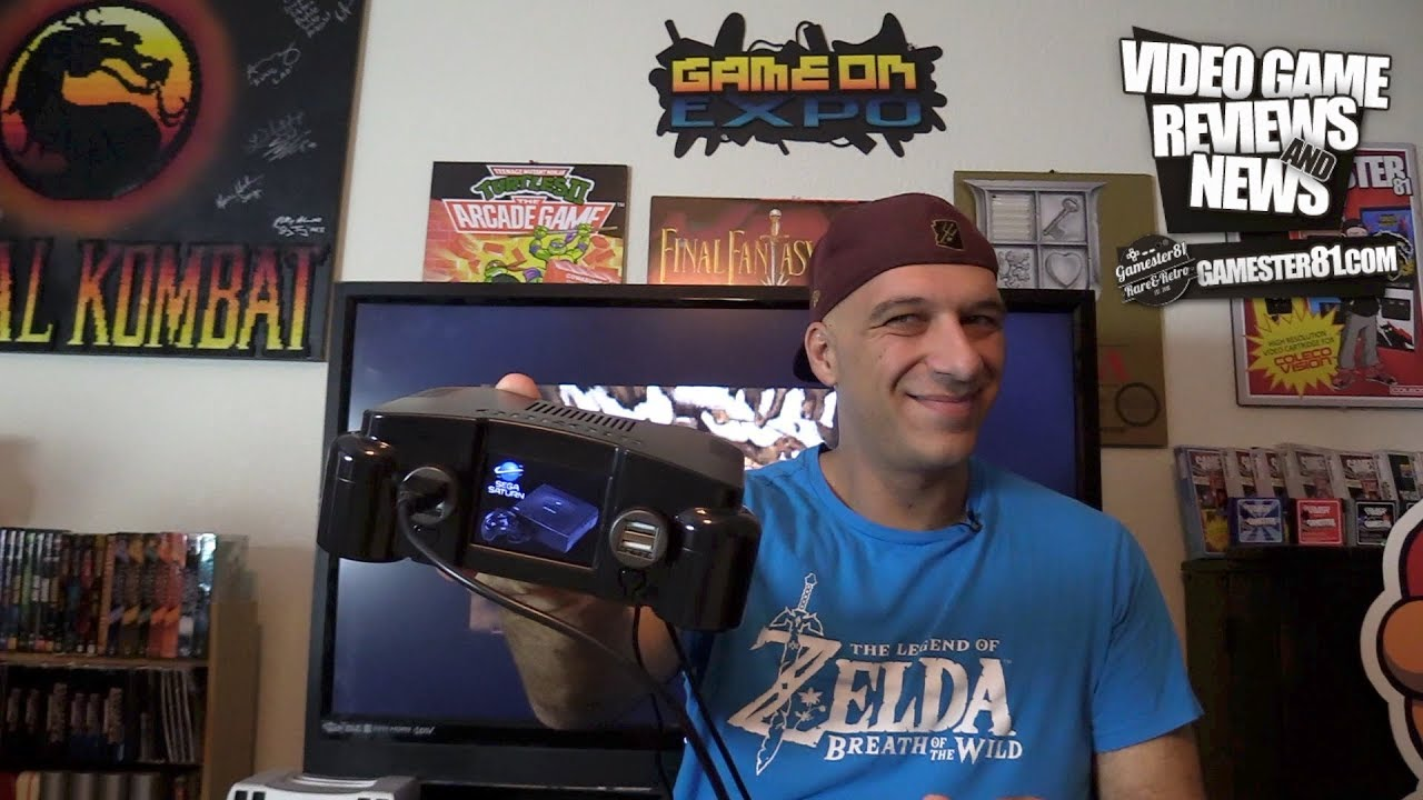 Odroid Emulation System Review - 55+ Retro Consoles in One! - Gamester81