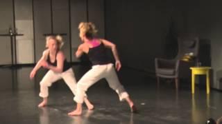 Capoeira Þórdís | Björk Georgsdóttir and Magdalena Nowak | TEDxReykjavík