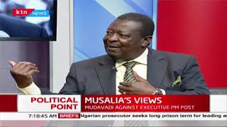 Musalia Mudavadi explains how historical land injustices should be solved