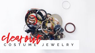 DECLUTTER WITH ME | Jewelry Organization | Alexa Likes