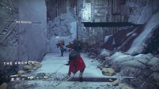 Destiny 2 -  The Inverted Spire Strike - Warlock