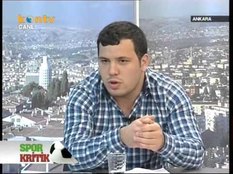 Abdulkadir Paslıoğlu Kayseri takımlarını Kon Tv de değerlendirdi.