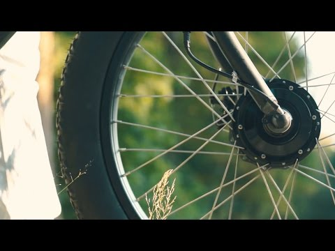 Электровелосипед Фэтбайк | Electric Fatbike Razor