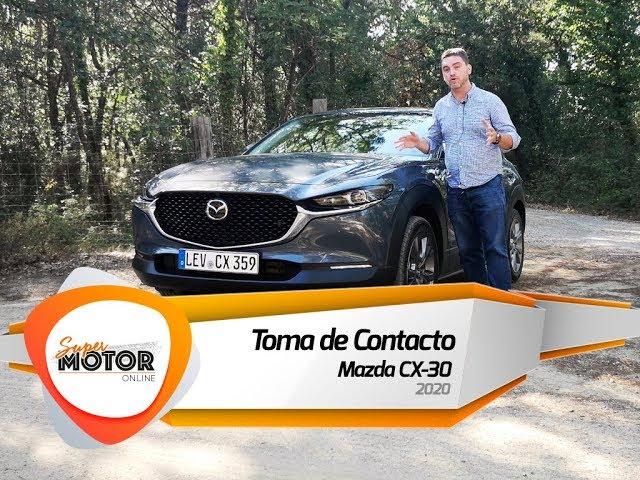 Presentación del nuevo Mazda CX-30 / Toma de Contacto / Al volante / Supermotoronline.com