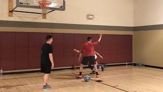 Professor 2v2 workout (crazy epic slow motion)