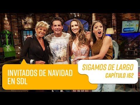 Capítulo 162: Cristián De La Fuente y Angélica Castro en SDL | Sigamos de Largo 2019