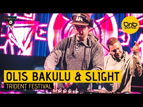 Olis Bakulu & Slight - Trident Festival 2018 [DnBPortal.com] Mp3