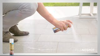 FILANO SPOT: détachant pour terre cuite, pierre et ciment