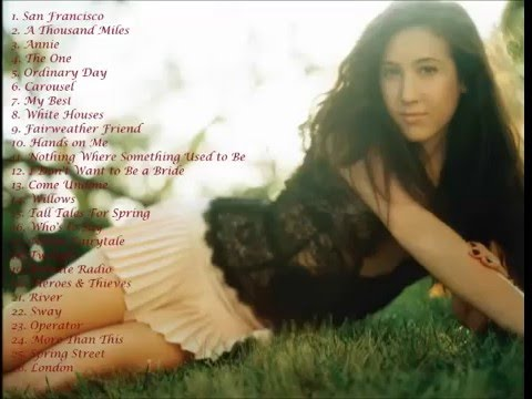 The Best of: Vanessa Carlton