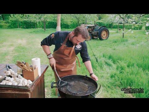 Allerhande kookt met Jord Althuizen - schone grill