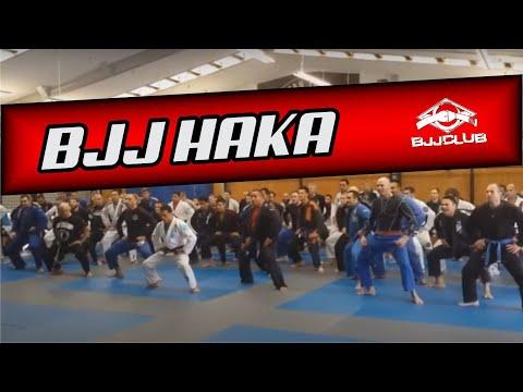 🆕 The BJJ HAKA in New Zealand 👉 - BJJCLUB