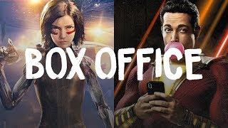 Box office – czyli dlaczego Shazam był sukcesem, a Alita nie
