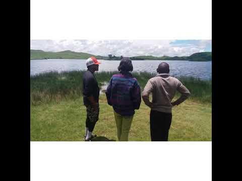 Momera Lake In Arusha national park