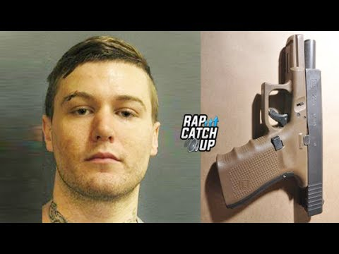EBE Bandz (aka GMEBE Bandz, Billy Da Kid) Arrested on Gun Charge