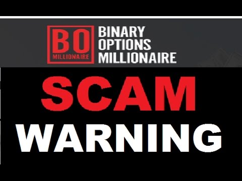 Binary option millionaires
