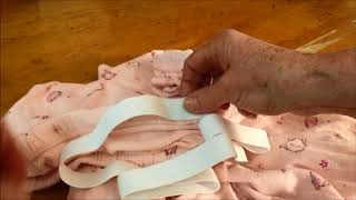 How to Replace Elastic in Elastic Waistband