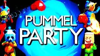 NEW MINI GAMES!  (PUMMEL PARTY)