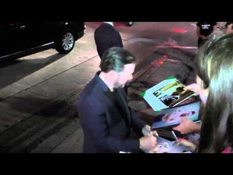 Ricky Gervais at the Netflix Emmy Award After Party at Chateau Marmont in West Hollywood
