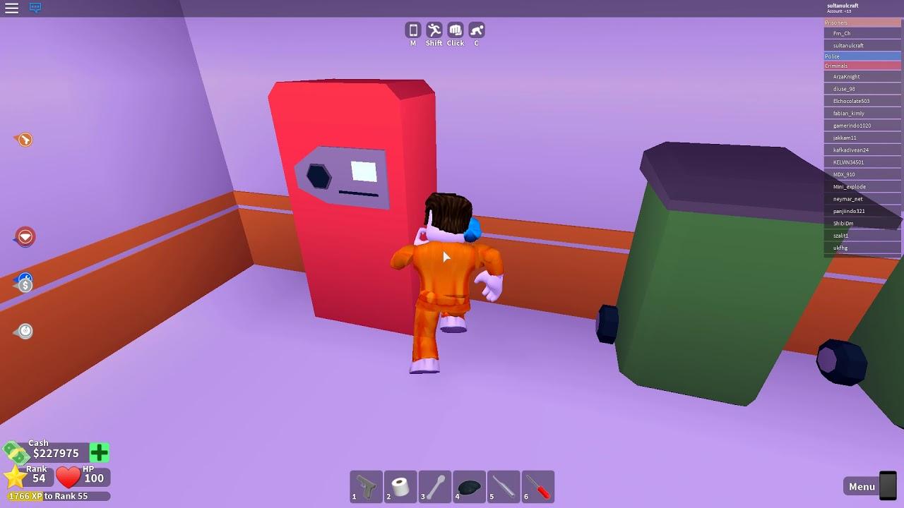 Roblox Mad City Screwdriver Escape Roblox Jailbreak Hack - this puzzle is so longroblox survivor part 1 youtube