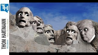 Should Trump be on Mount Rushmore?