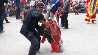 Turonggo Puspo Kencono Jathilan Ndadi live in Kaliurang