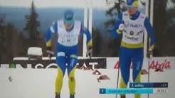 Ruka 3/2018. Maastohiihdon Suomen cup. Lempäälän Kisa, relay women, xc skiing