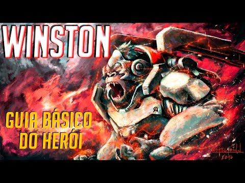 COMO JOGAR DE WINSTON - GUIA DO HERÓI - Overwatch Brasil
