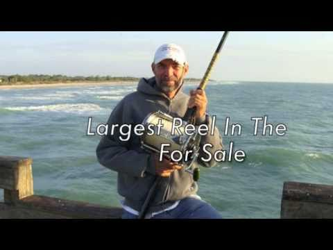 32/0 LARGEST REEL IN THE WORLD IS FOR SALE Mel Larsen ...
