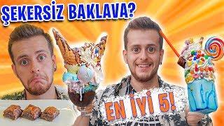İstanbul'un En İyi 5 Tatlısı! vol2