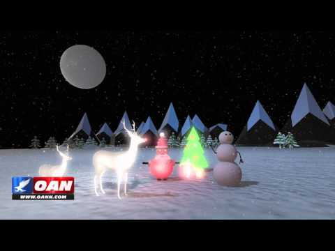 A Politically Incorrect Merry Christmas From OAN