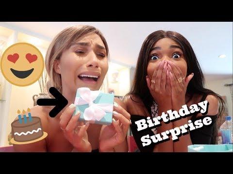 Birthday Surprise!!!!