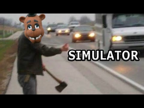 Thumbnail: HITCHHIKER SIMULATOR (Rides With Strangers)