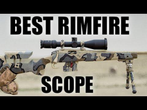 Best Rimfire Rifle Scopes