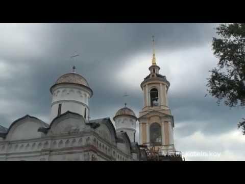 Колокольные звоны в Ризоположенском монастыре Суздаля