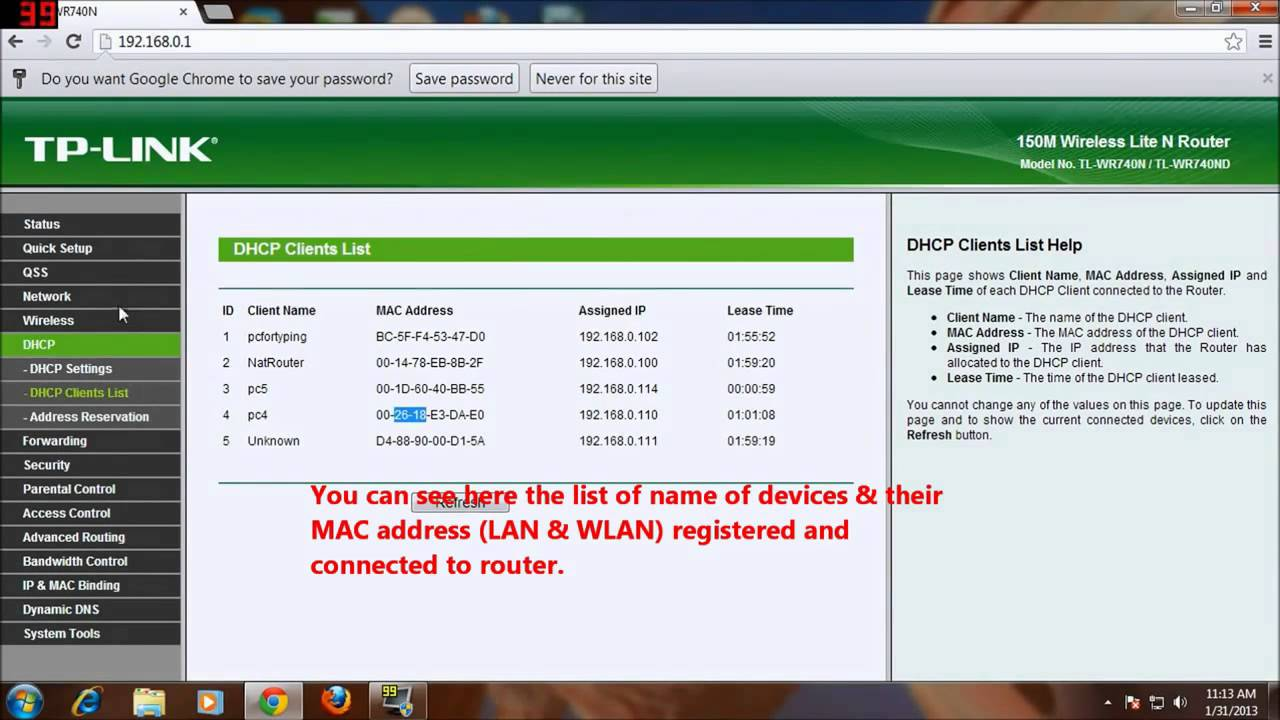 How to block wifi users on TP-Link router? || TP-Link wifi router