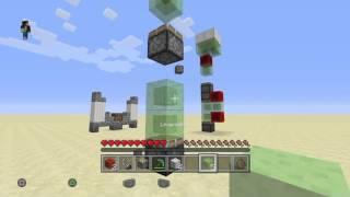 Minecraft Ps4 Edition: Miten tehdä raketti