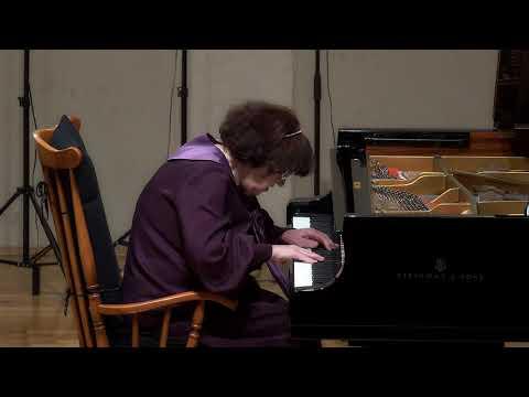 Schubert - Six moments musicaux D. 780 Op. 94 No. 2. 3. & 5. -  Sretna Meštrović