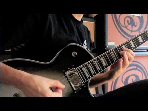How to write (shred) guitar licks (+ free lick) - Josh Middleton